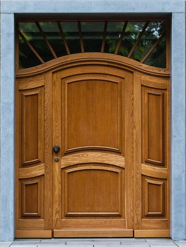Historické vchodové dveře